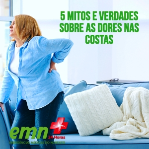 5 MITOS E VERDADES SOBRE AS DORES NAS COSTAS